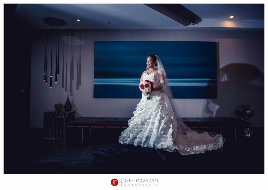 Westwood Plateau country club wedding photographers
